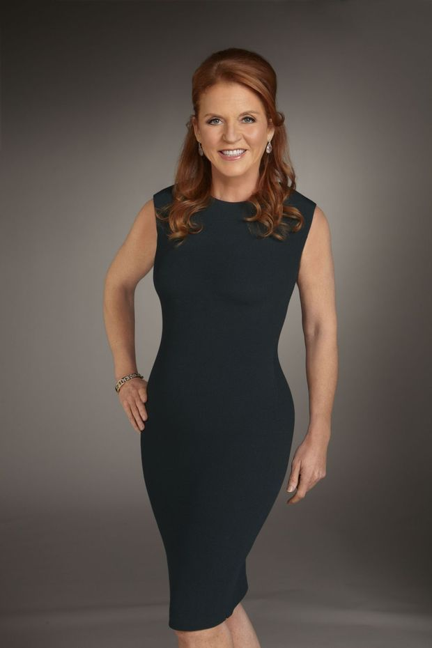 Sarah Ferguson, Duchess of York, with a 55-Pound Recent Weight-Loss