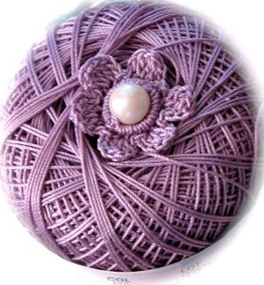 Vashti's Crochet Pattern Companion: Choosing Cotton Thread for Crochet Jewelry