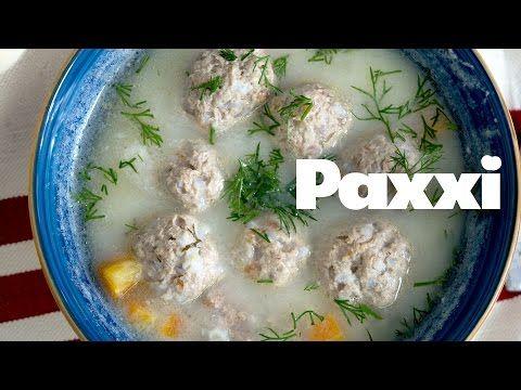 Γιουβαρλάκια αυγολέμονο: Η απόλυτη σούπα του χειμώνα - Paxxi E62 - YouTube