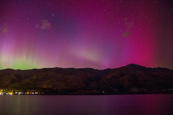 Chasing the Aurora in Wanaka, New Zealand - Young Adventuress