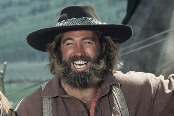 'Grizzly Adams' star Dan Haggerty felled by spine cancer at age 74.