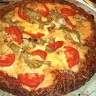 Garlic and Artichoke Pizza Recipe