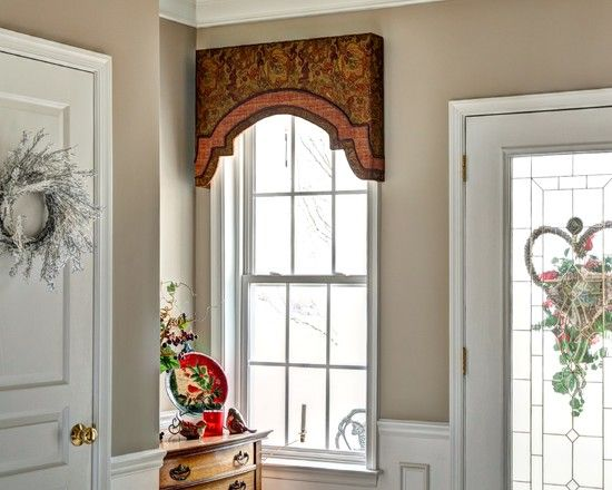 17 best images about diy window treatments on pinterest for Foyer curtain ideas