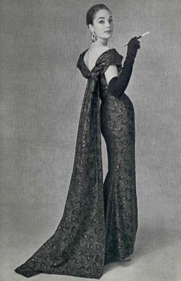 1956 Pierre Balmain                                                                                                                                                                                 More