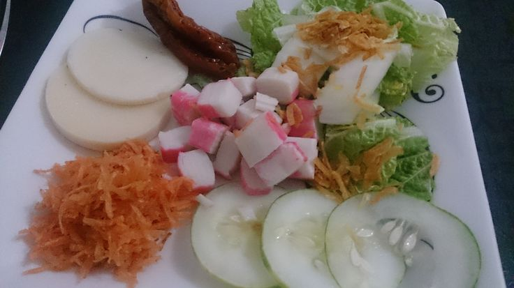 Quer salada? Essa e outras, você encontra aqui!!