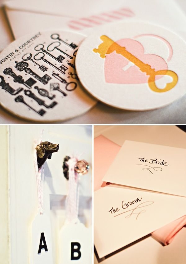The 82 best Invites images on Pinterest | Skeleton key wedding ...