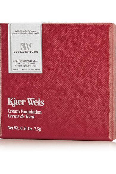 Kjaer Weis - Cream Foundation - Like Porcelain - Neutral - one size
