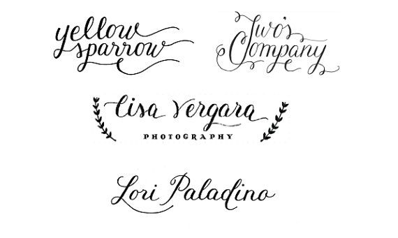 Best logo calligraphy images on pinterest
