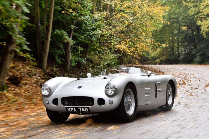 1953 HWM Jaguar | Cars for sale | FISKENS