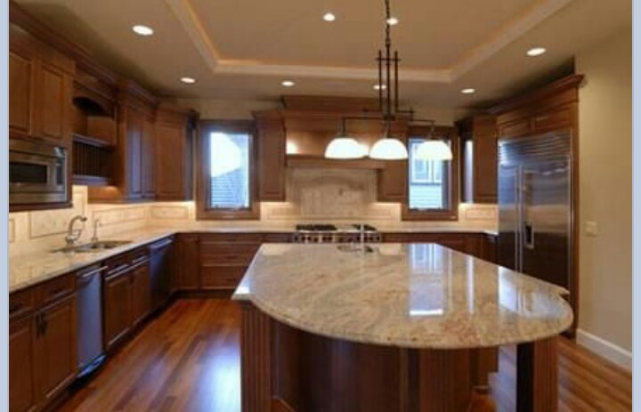 dark kitchen cabinets with light granite light granite cabinets home remodeling ideas 14473