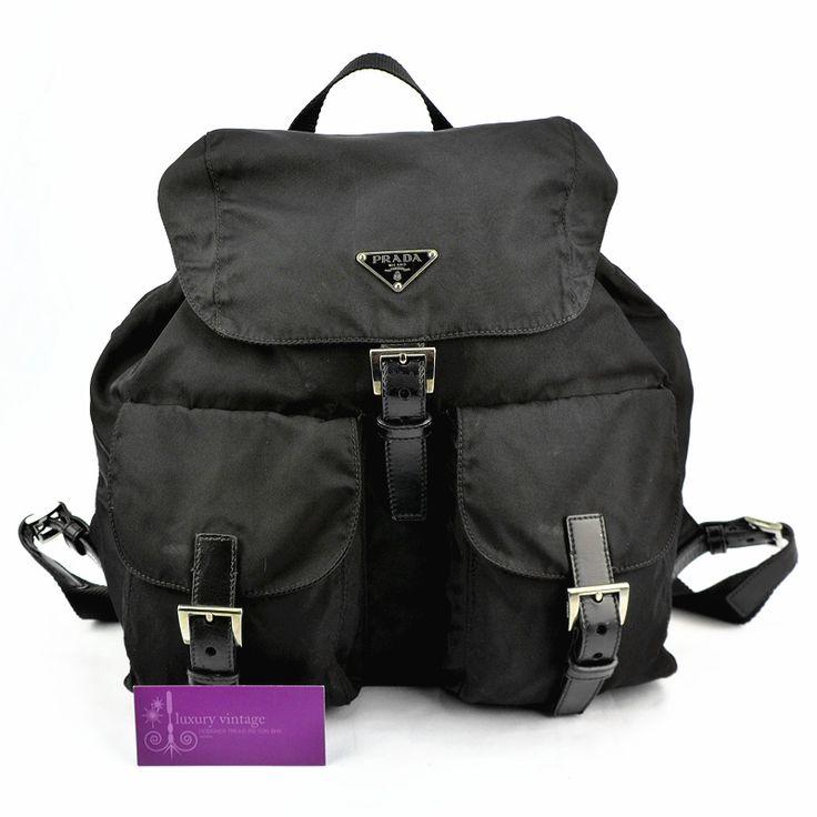Prada Nylon Backpack Price