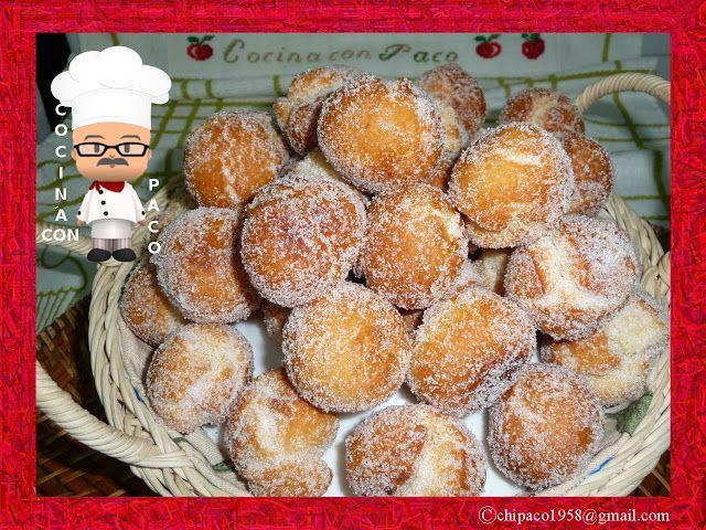 Castagnole (dulce típico Italiano)