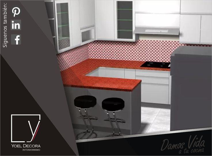 21 mejores imágenes de Diseña tu cocina en Pinterest | Diseño de ...