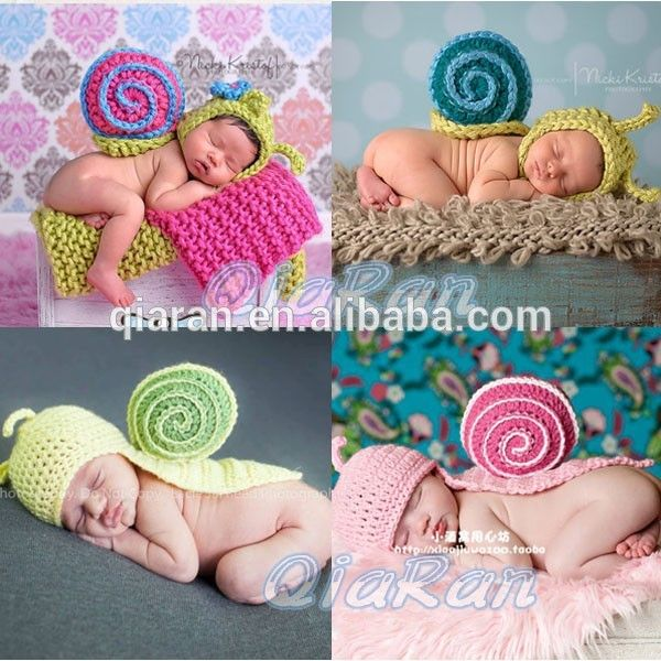 newborns in crochet outfits - Google Search