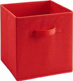 Ameriwood red storage cube 10.5x10.5x11 inches 7.99 on ameriwood. Also on amazon  sc 1 st  Pinterest & 21 best Red Cube images on Pinterest | Child room Cube and Kids ...