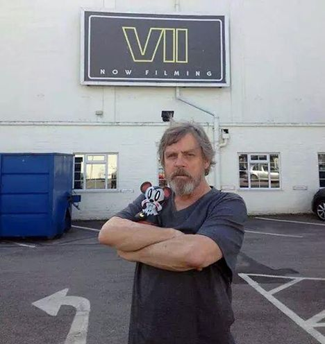 Mark Hamill - Star Wars: Episode 7 Wiki Guide - IGN