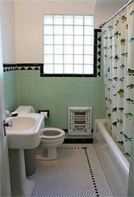 1000 images about vintage bathroom ideas on pinterest for Second bathroom ideas