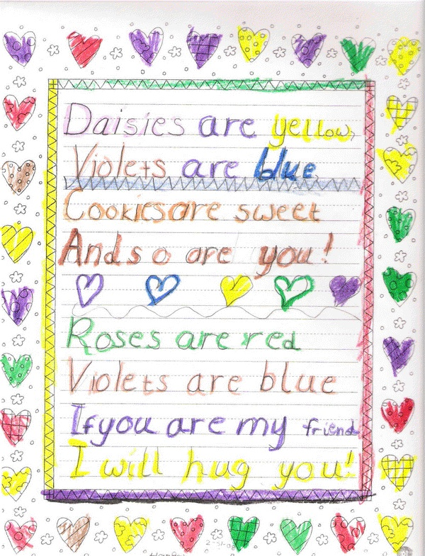 valentine's day messages and poems