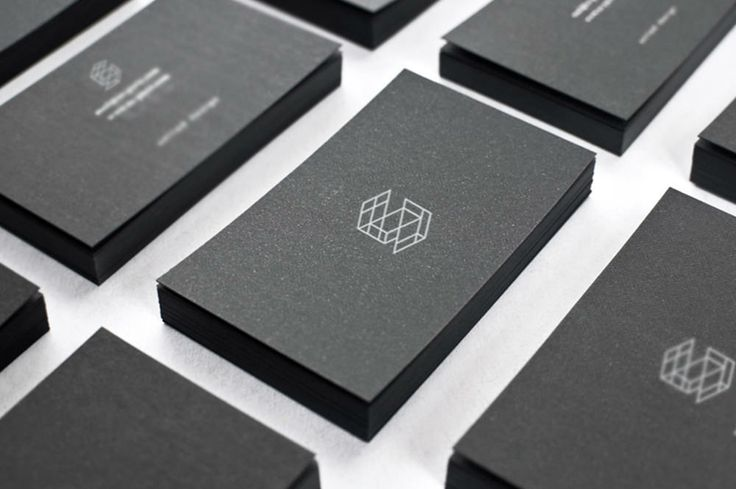 Simply Strong Business Cards  | Black Business Cards | Silver Spot   Designed By Oui Will Agency  _ http://www.ouiwill.com
