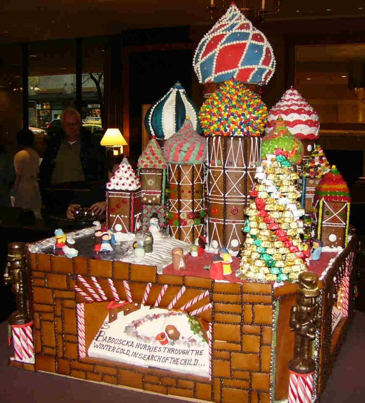28 best images about Gingerbread house design on Pinterest