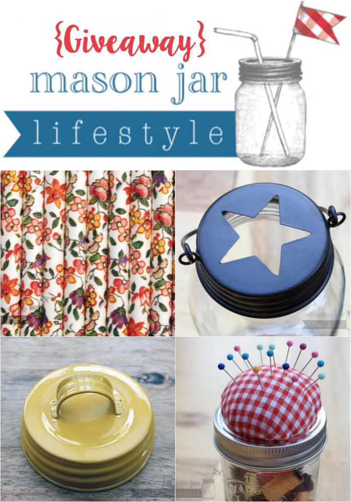 Mason Jar Lifestyle Online Shop: A great place to find the best Mason Jar accessories including lids, straws and so much more. #spon