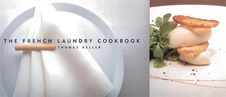 French Laundry Cookbook by Thomas Keller