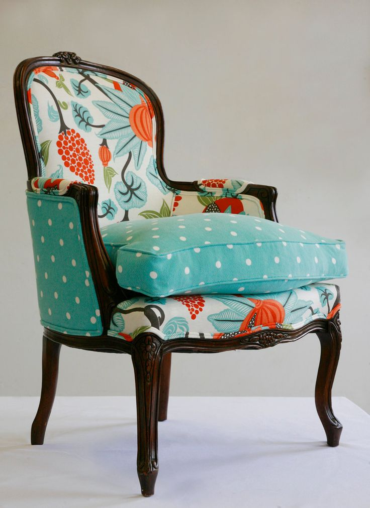 Antique Bergere Armchair