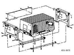 Cummins Onan Generator Mounting Kit, Under Floor 403-3670 | Jet.com