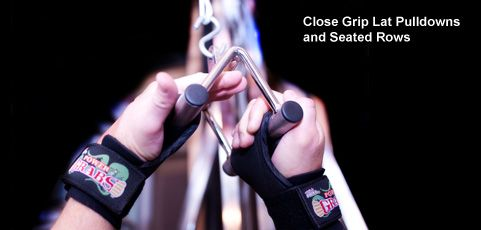 Power Grabs Lifting Grips  Secure Your Grip on Handles