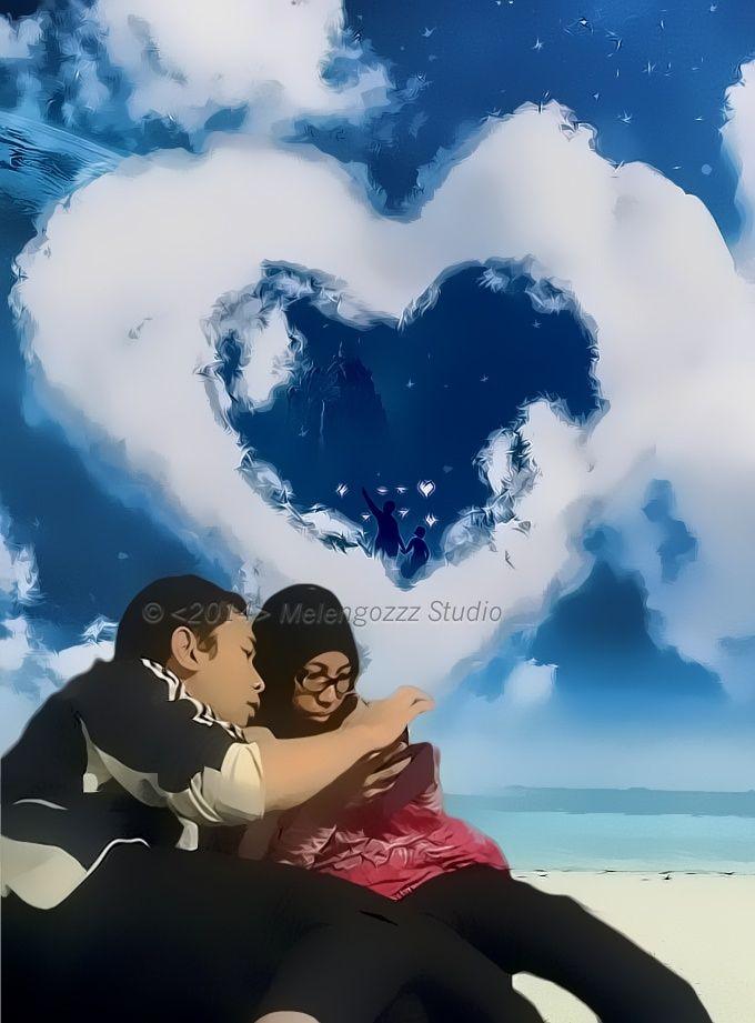 Bekti in love
