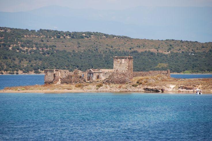 Cunda Adası-Patriça Koyu