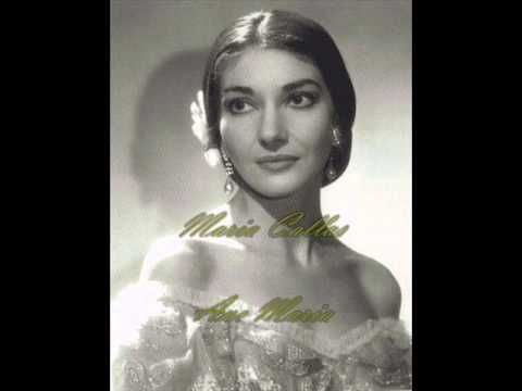 Maria Callas: Ave Maria (Verdi) - YouTube
