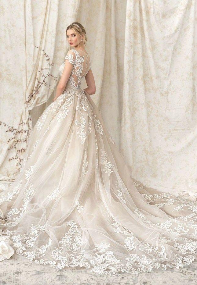 Courtesy of Justin Alexander Wedding Dresses Signature Collection; www.justinalexander.com; Wedding dress idea.
