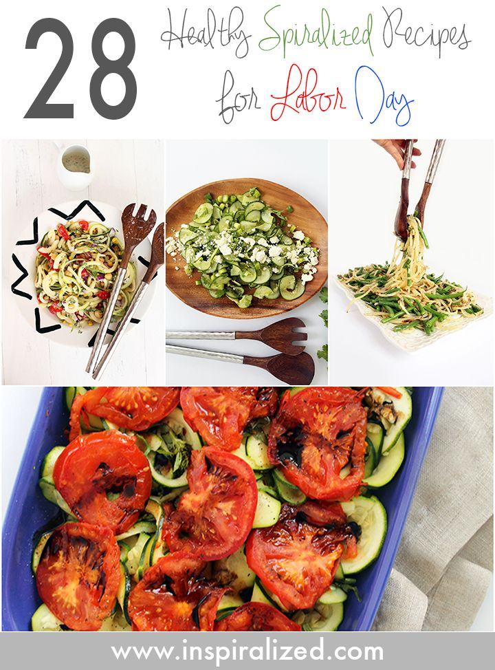 july 4th vegetarian recipes