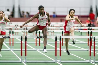 Track and Field Hosts Patriot League Championships