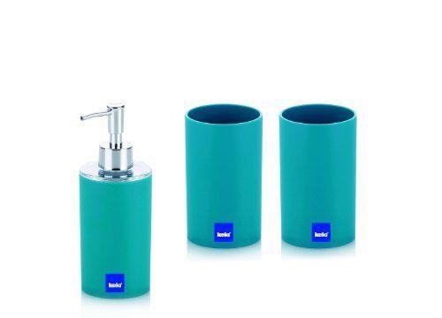 Kela 390069 Set de 3 accessoires Sky pour salle de bain Turquoise, http://www.amazon.fr/dp/B005GO5EXS/ref=cm_sw_r_pi_awdl_Xm80tb1FMZ387