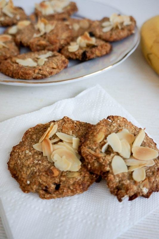 Печенье из двух ингредиентов, без сахара, муки, яиц.
