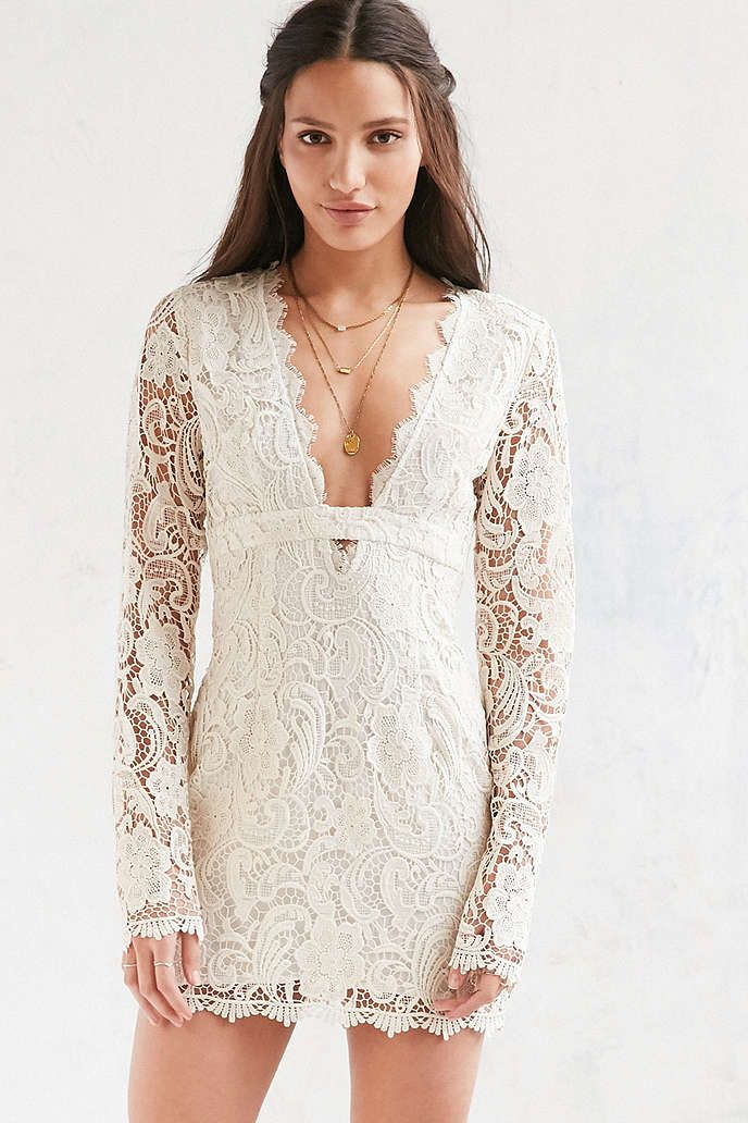 161 best images about bridal lingerie on pinterest for Urban outfitters wedding dresses