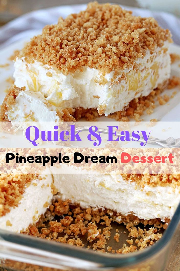 bake light summery desserts - 736×1104