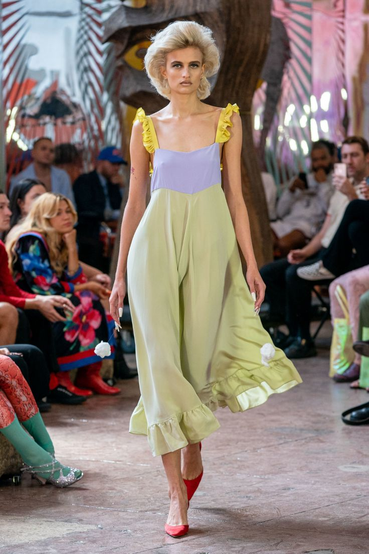 Lou Dallas Spring 2020 Ready-to-Wear Collection - Vogue