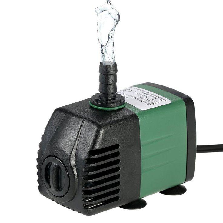 Pompe à Eau Submersible 1500L / H 25W