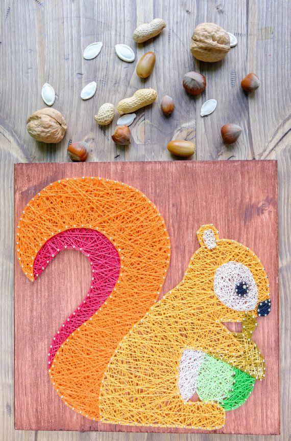25 beste idee n over eekhoorn kunst op pinterest eekhoorn illustratie konijn kunst en mensen - Kunst en decoratie kamer ...