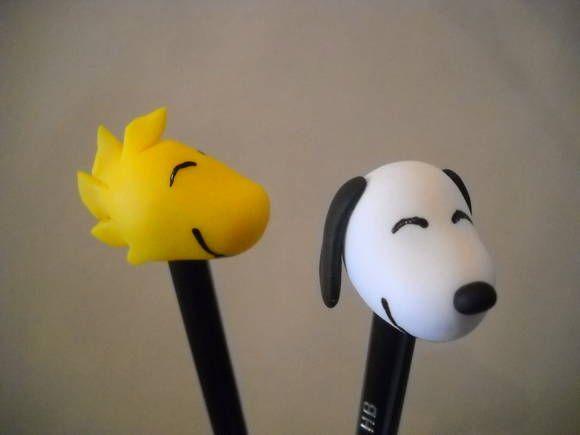 Ponteiras personalizadas usadas para lembranças. sevem para lápis ou canetas. vão acompanhadas com lápis. R$ 2,75