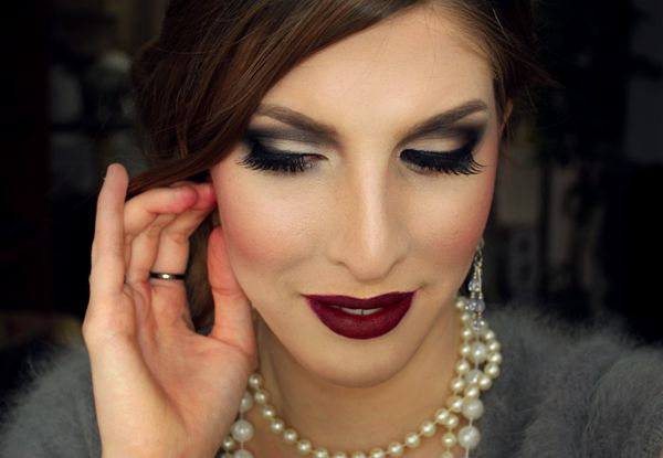 14 Best Images About 1920s Makeup On Pinterest | Jenna Johnson Uv Makeup And 1920s Makeup Tutorial