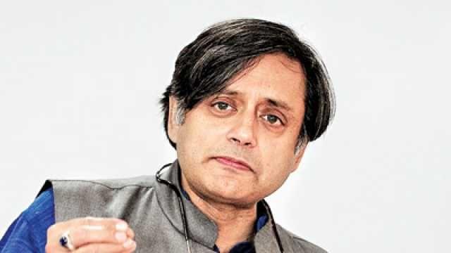 British PM should apologise for Jallianwala Bagh massacre: Shashi Tharoor