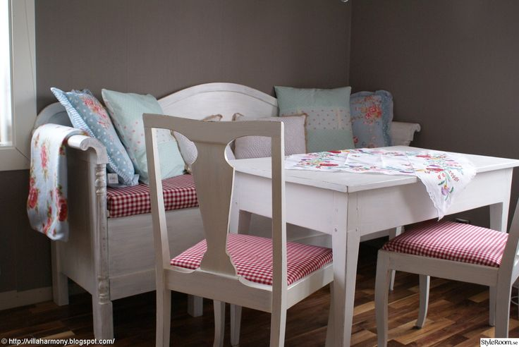 Gamla möbler som fått nytt liv - Ett inredningsalbum på StyleRoom av Livia