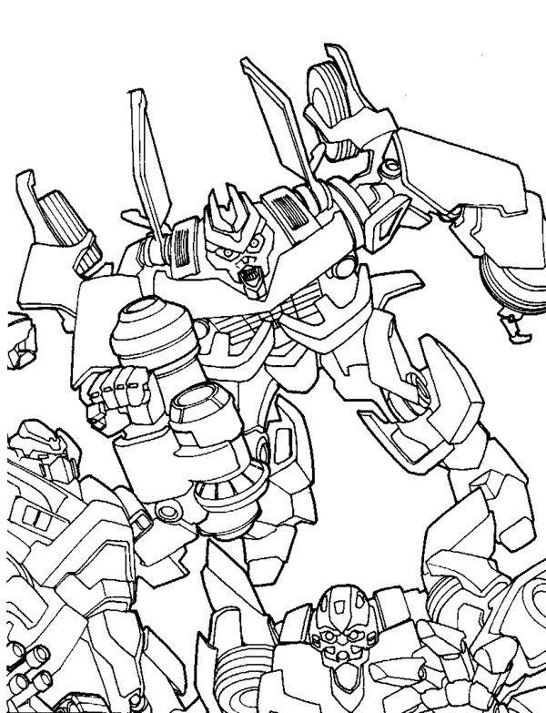 Mejores 24 imágenes de Coloring-Transformers en Pinterest | Hojas ...