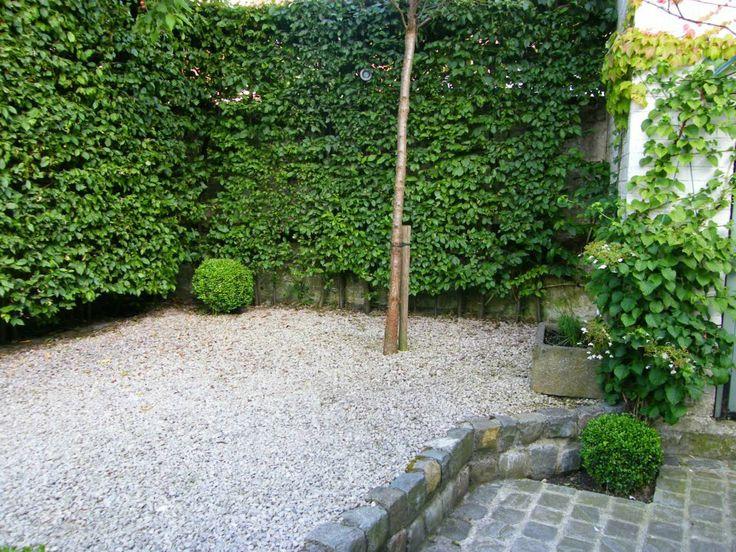 Un jardin à l'anglaise