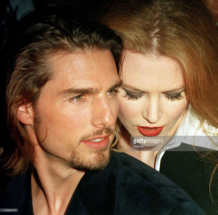American actor Tom Cruise with his wife Nicole Kidman circa 1994 News Photo | Getty Images