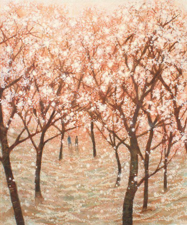 daniel ablitt-丹尼爾·阿布利特.英國畫家, 他就像黑夜, 擁有寂静與群星,有幻想和夢想般的世界 (第二輯)。。。 - ☆平平.淡淡.也是真☆  - ☆☆。 平平。淡淡。也是真。☆☆ 。